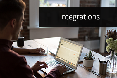 Integrations - Do away with islands of information