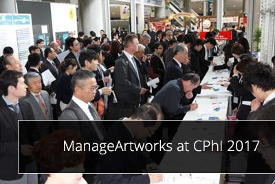 ManageArtworks at CPhI 2017