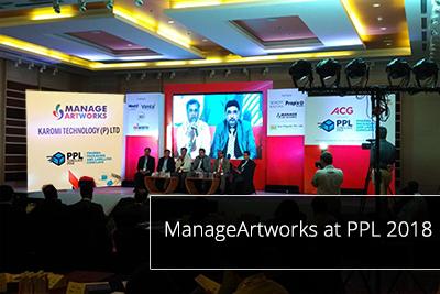 ManageArtworks at PPL 2018