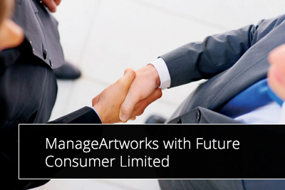 ManageArtworks with Future Consumer Limited