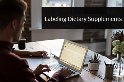 Labeling Dietary Supplements
