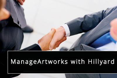 Hillyard chooses ManageArtworks