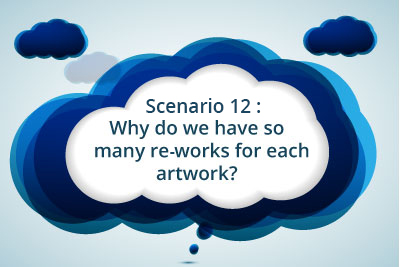Scenario 12: Why do we have so many re-works for each artwork?