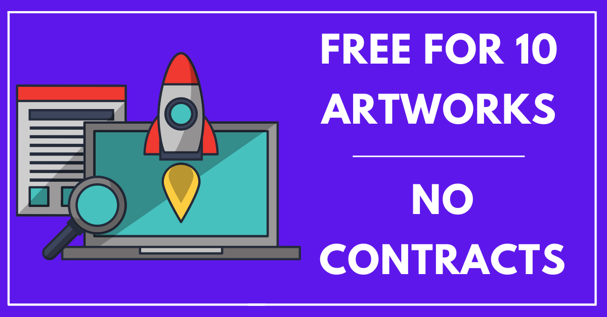 Give ManageArtworks – Artwork Review Pro a shot. It's free for 10 artworks!