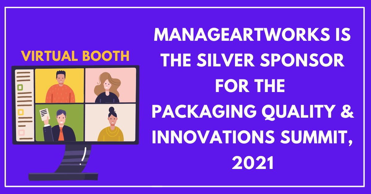 ManageArtworks is a silver sponsor at the  3 rd Annual Packaging Quality & Innovations Summit