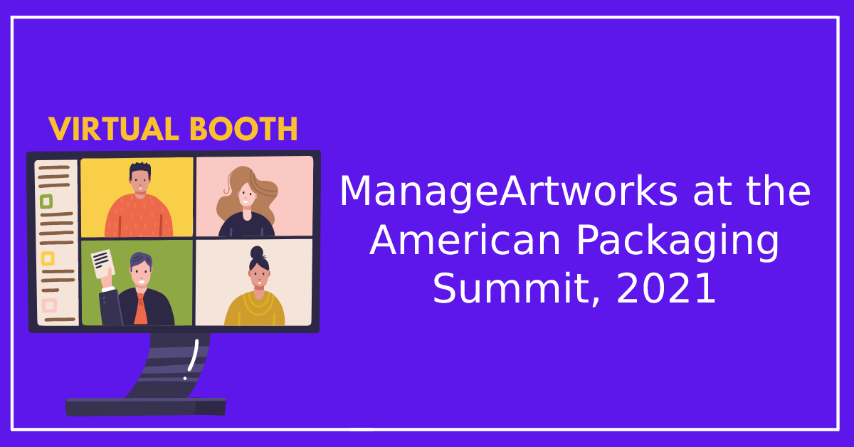ManageArtworks at the American Packaging Summit 2021